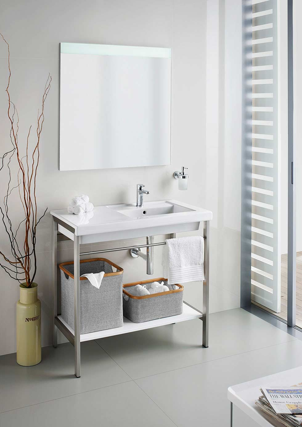 Great bathroom storage ideas - Real Homes