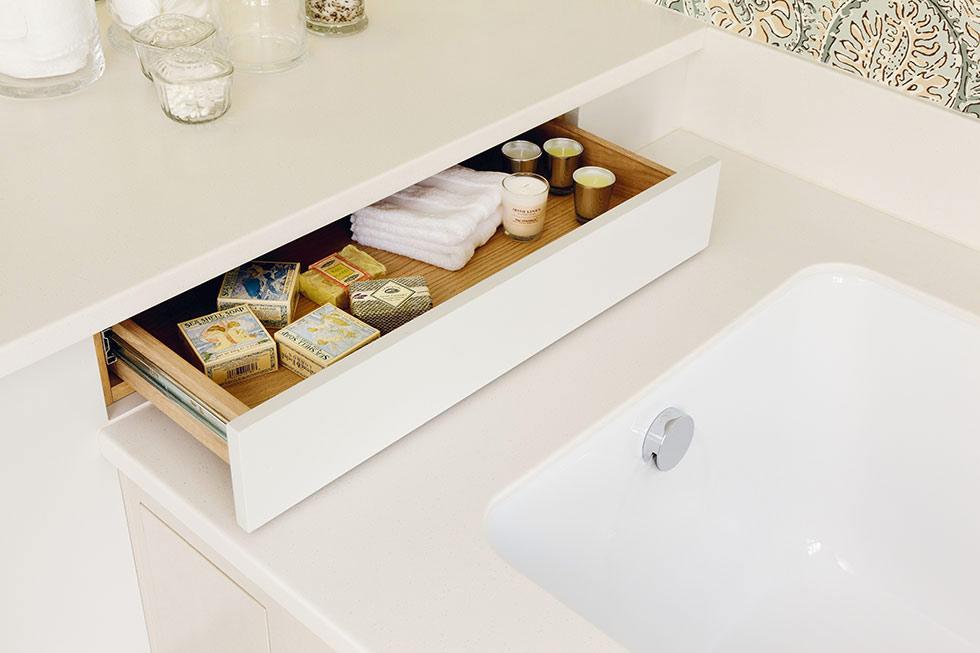 Great Bathroom Storage Ideas Real Homes