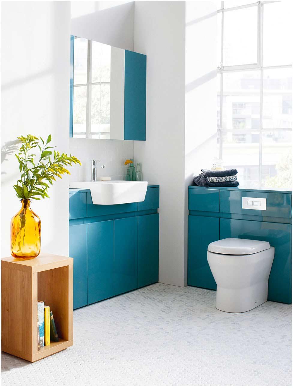 Great bathroom storage ideas - Real Homes