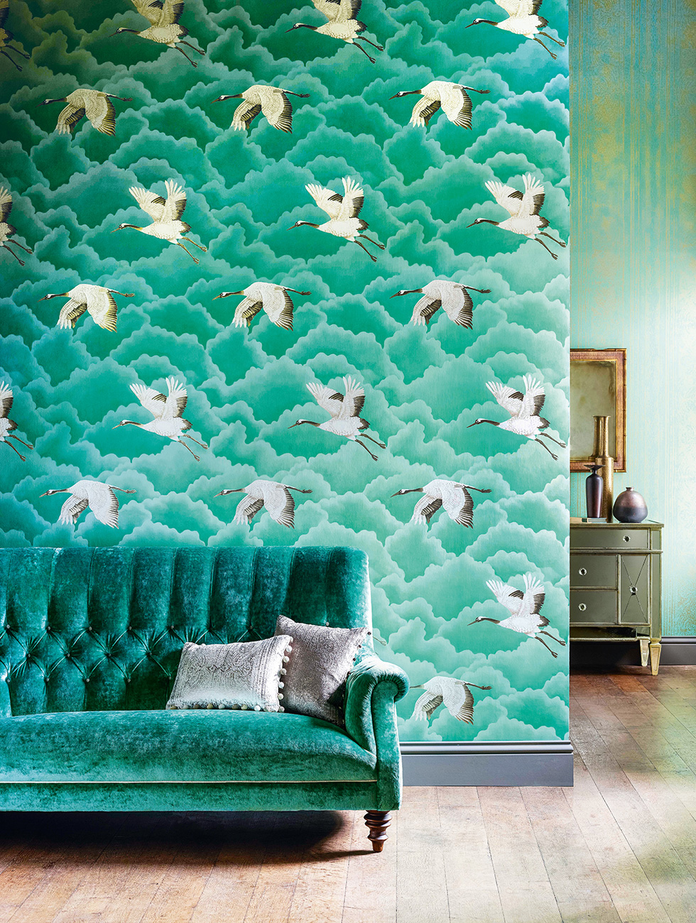 dulux wallpaper centre