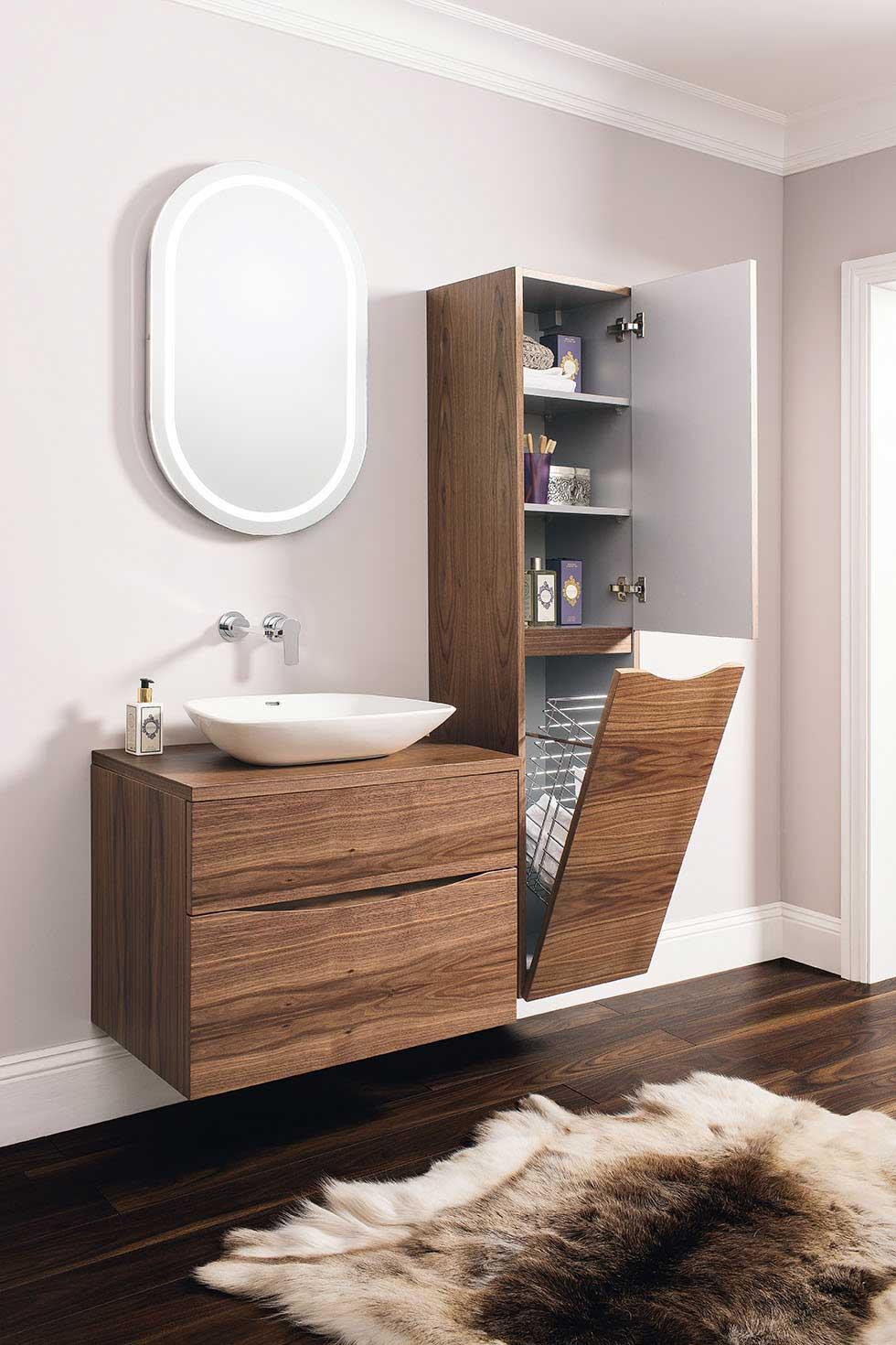 Wall Hung Modular Units Bathroom Storage