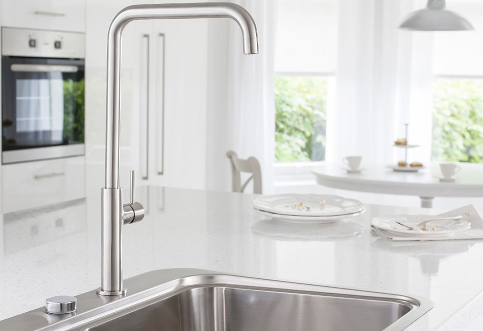 Cucine-ninety-tall-tap-crosswater