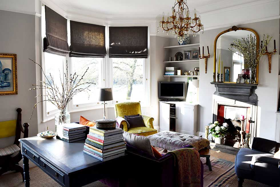 Choosing furniture for the living room real homes for Choosing furniture for small living room