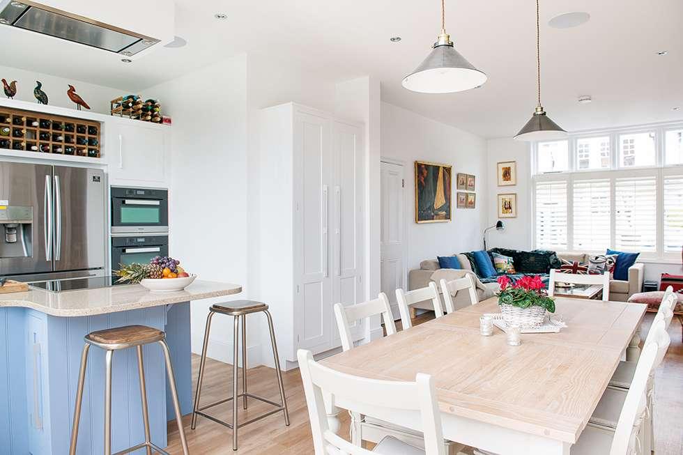 ryh victorian terrace kitchen