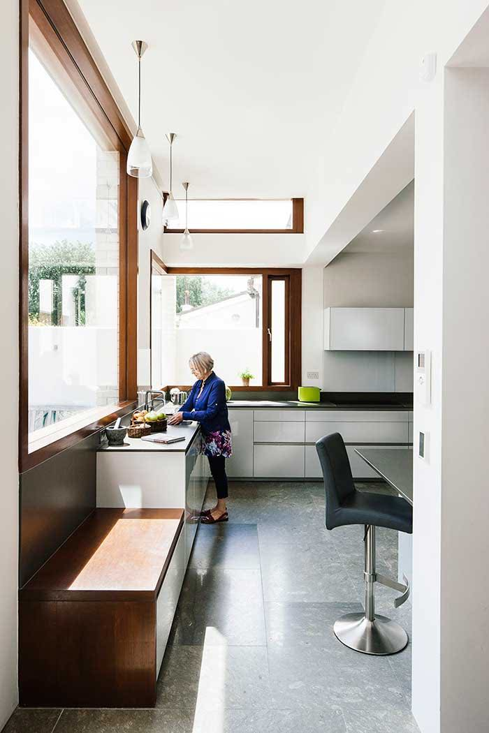 architectural kitchen extension owner