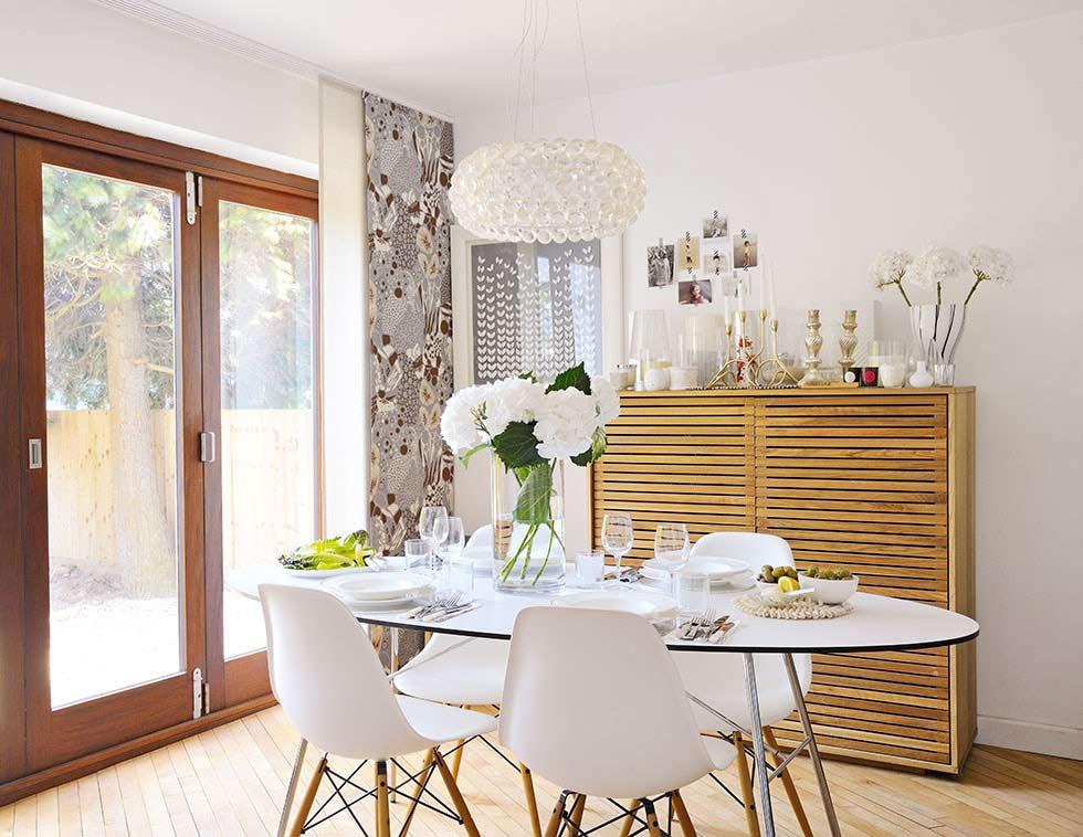 scandinavian style kitchen transformation real homes. Black Bedroom Furniture Sets. Home Design Ideas