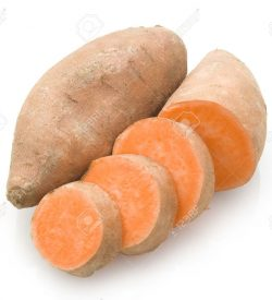 sweet potato organic sheffield