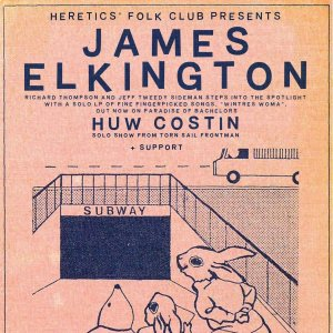 Heretics Folk Club - James Elkington