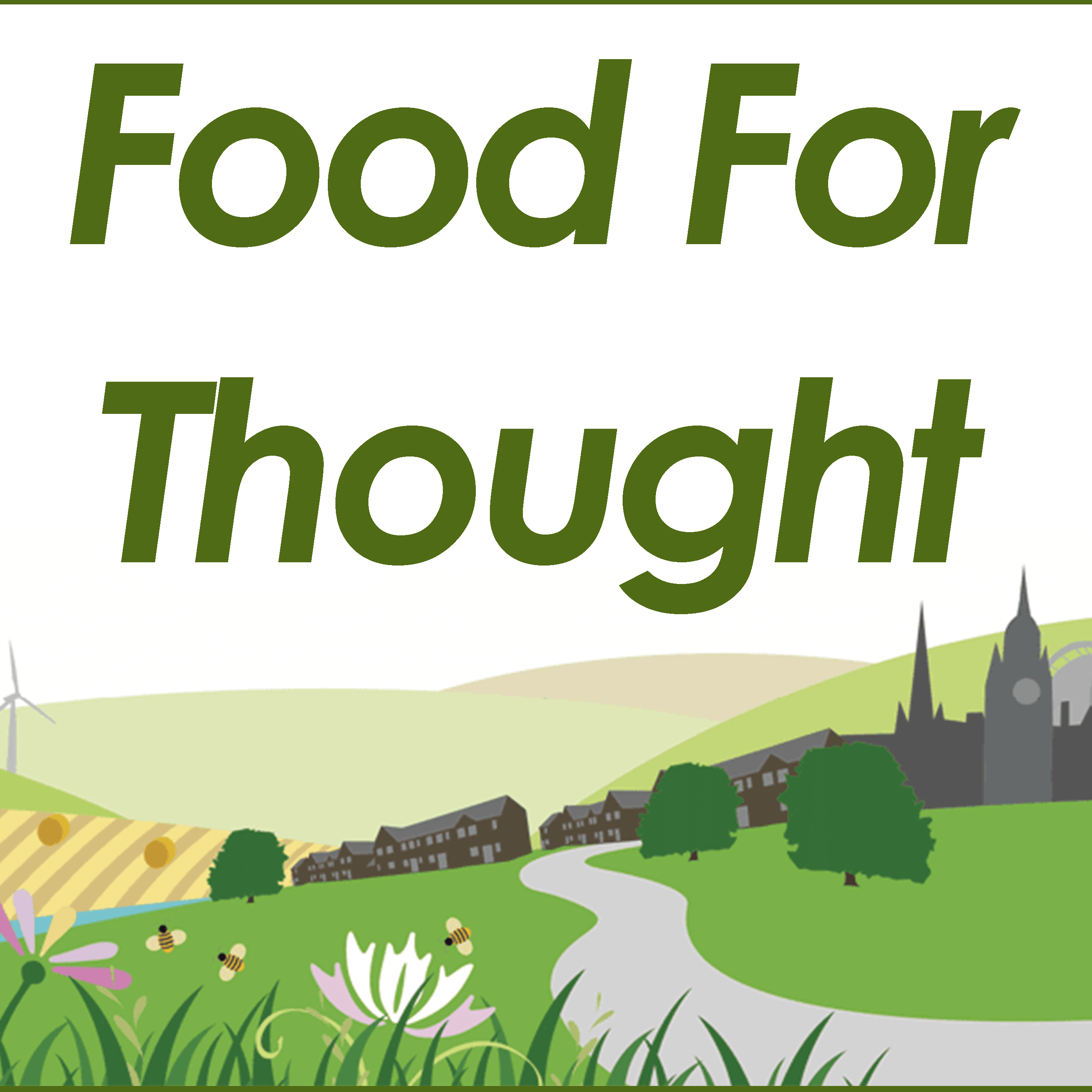 Food for thought - festival of debate