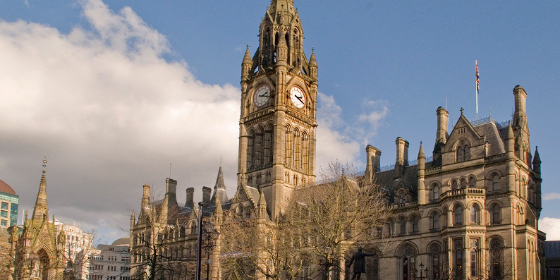 featured New Address: Manchester, Northern England