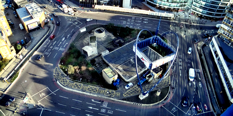 featured New Address: Shoreditch, Silicon Roundabout - Tech City!