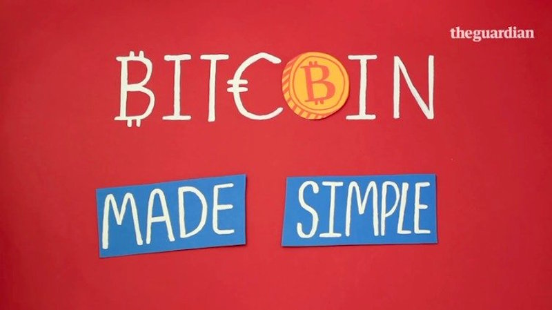 Bitcoin spiegato e reso semplice | The Guardian