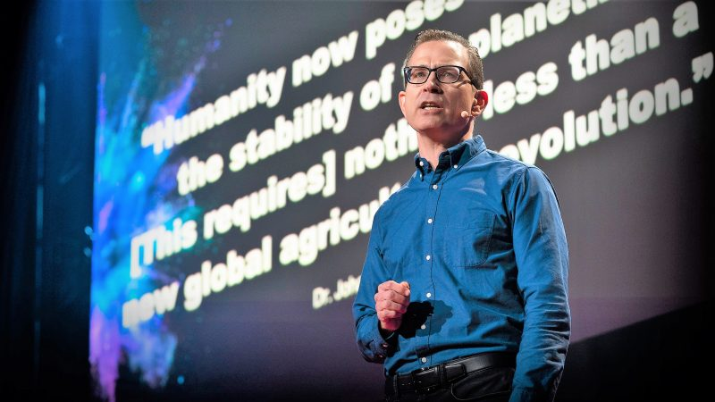 Carne. La prossima rivoluzione globale... dell'agricoltura | TED