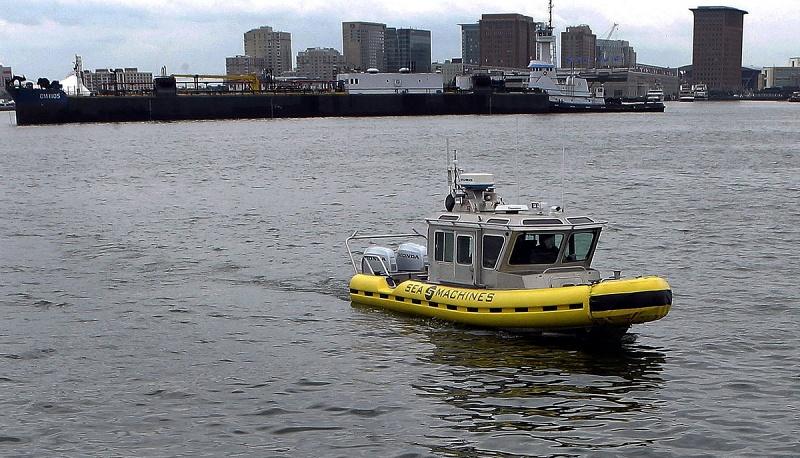 Automazione. Barche a guida autonoma: il futuro della navigazione in alto mare | Motherboard