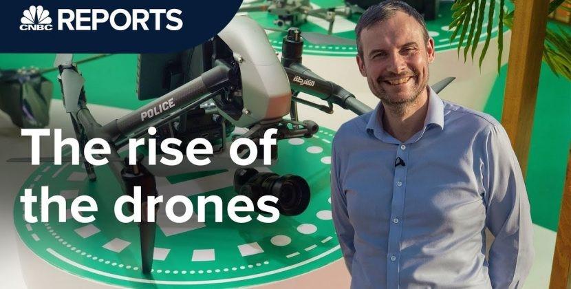 I droni stanno diventando un'industria da 100 miliardi di dollari | CNBC