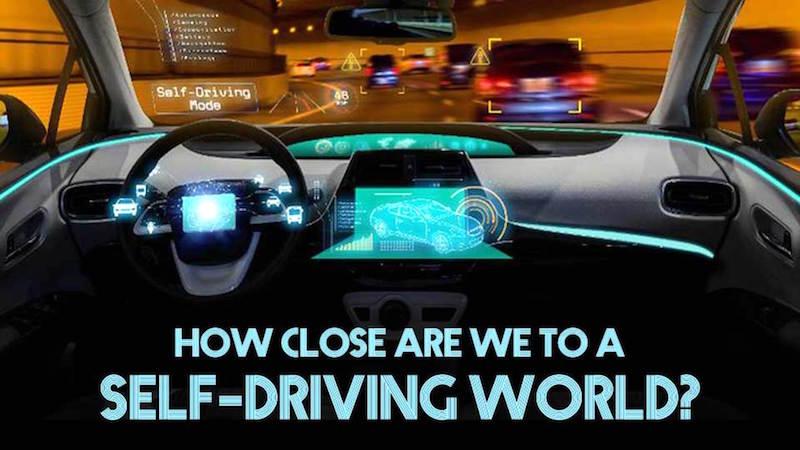 Auto. Quanto siamo vicini ad un mondo a guida autonoma? | Seeker