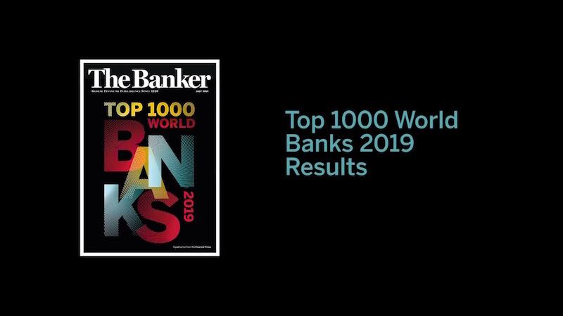 Le migliori 1000 banche mondiali   The Banker