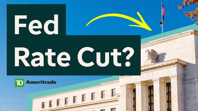 FED. Cosa succede quando la banca centrale americana abbassa i tassi? | TD Ameritrade