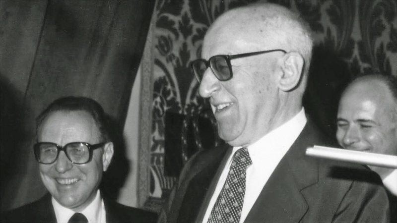 Paolo Baffi, un grande governatore di Bankitalia | Orizzonti TV
