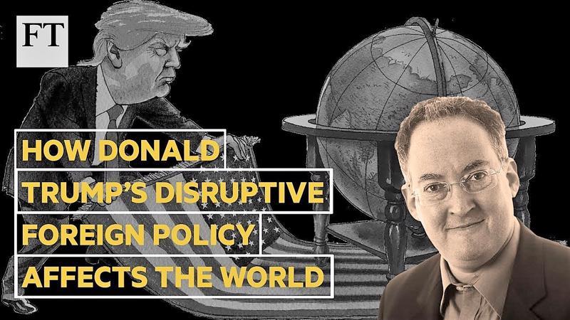 Come la politica estera di Donald Trump influenza il mondo   Financial Times