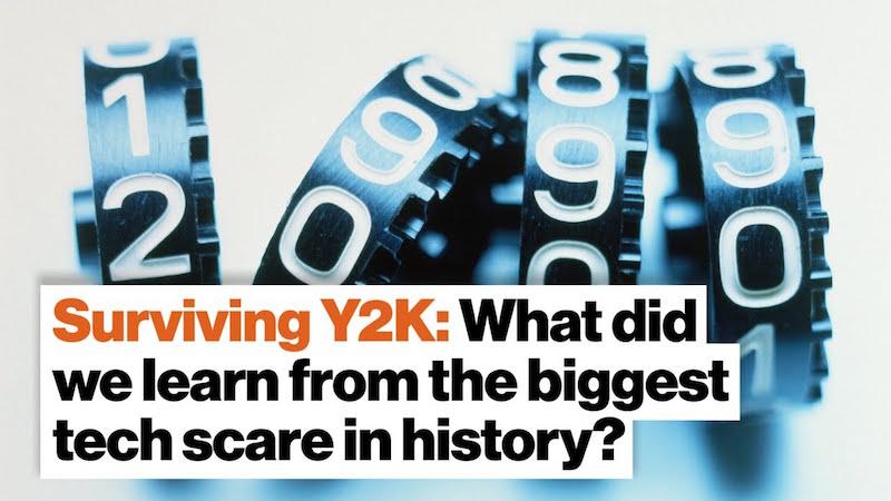 Sopravvivere all'anno 2000: Cosa abbiamo imparato dal più grande spavento tecnologico della storia? | Big Think
