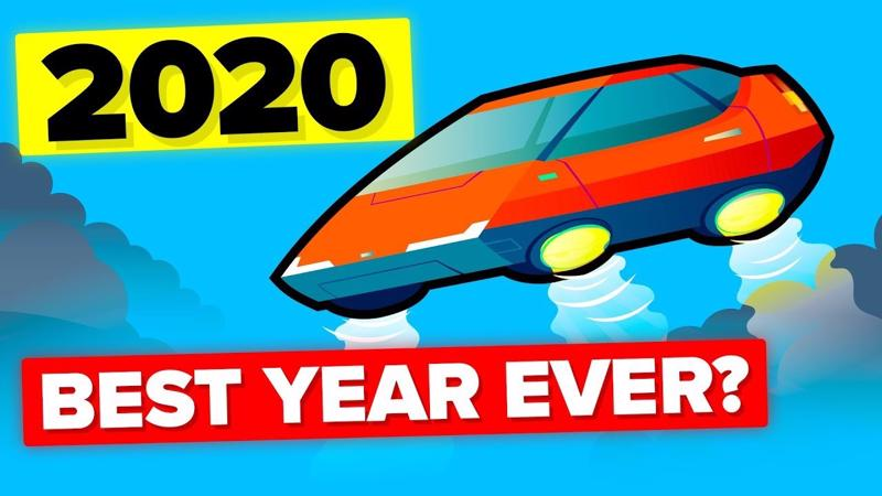 Perché il 2020 sarà il migliore anno di sempre | The Infographics Show