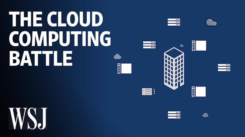 Come il cloud computing è diventato un grande campo di battaglia tecnologico | WSJ