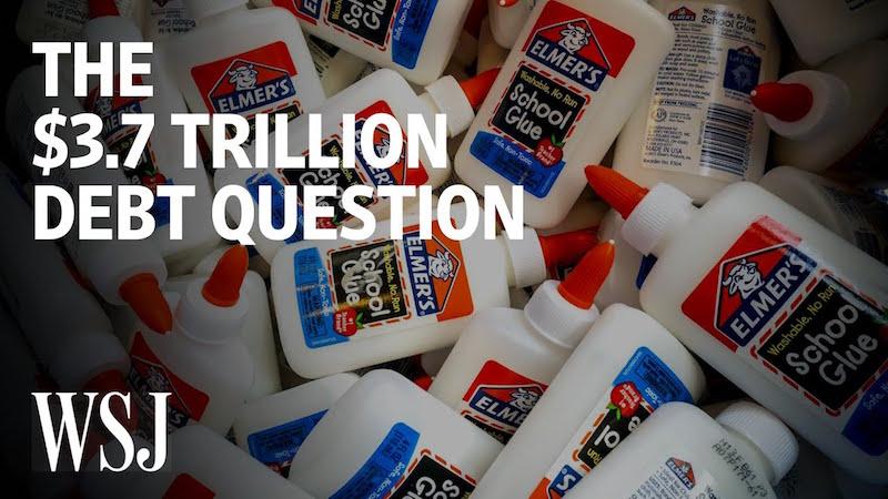 La domanda sul debito aziendale da 3,7 miliardi di dollari | WSJ