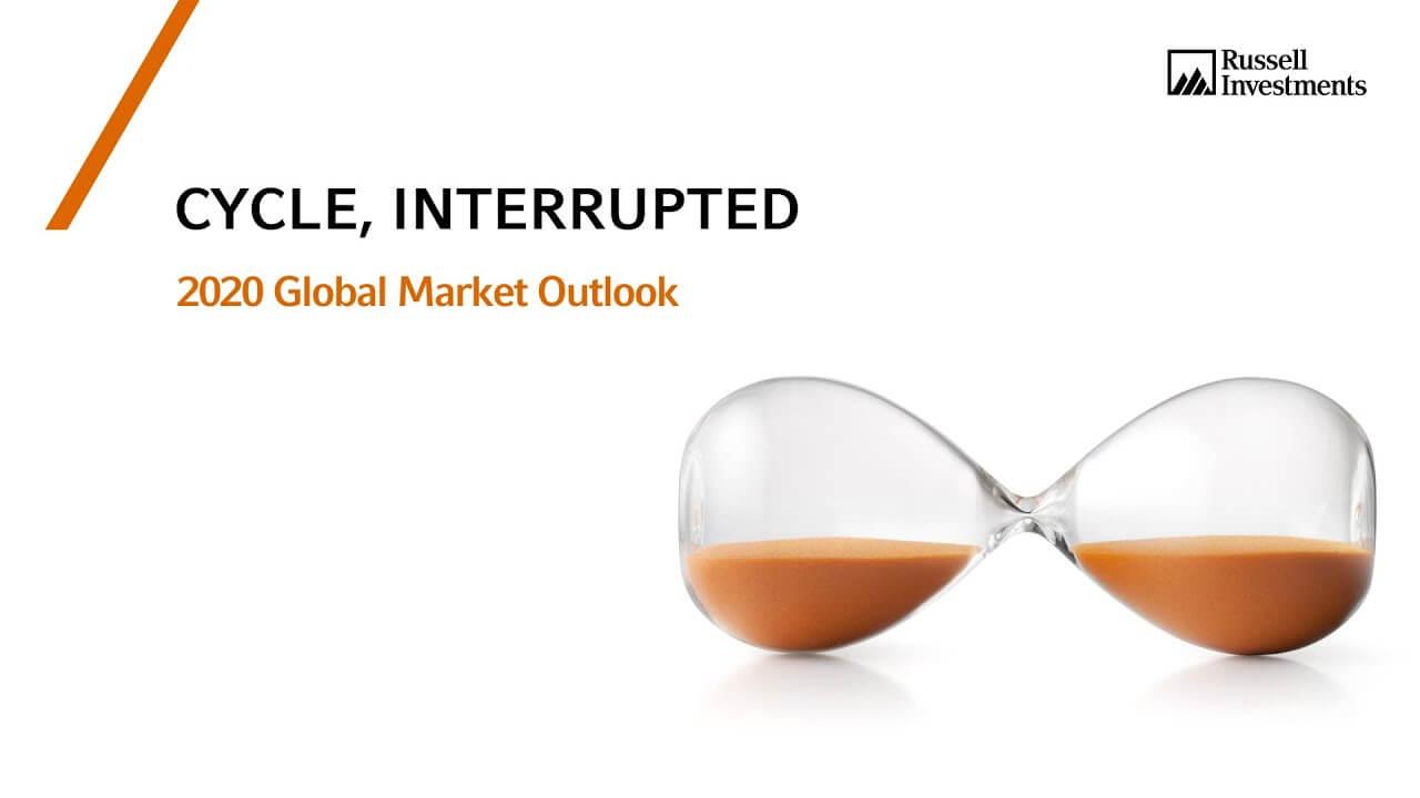 Prospettive dei mercati globali per il 2020: ciclo, interrotto | Russell Investments