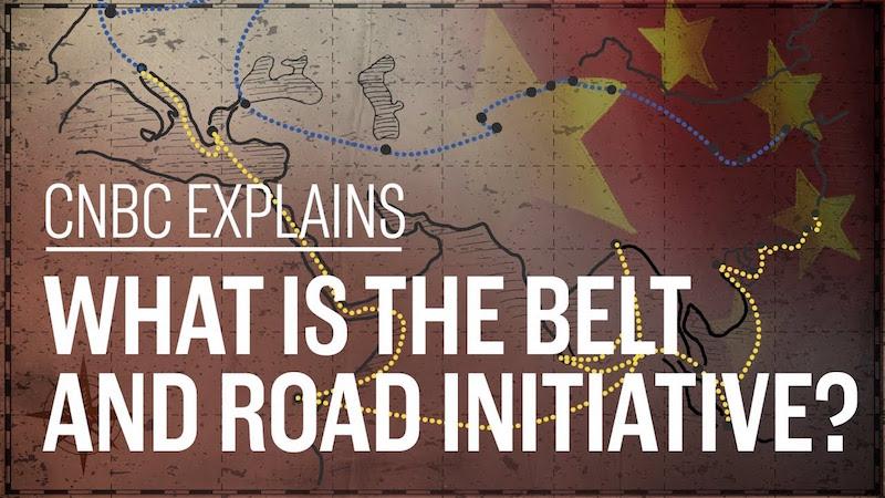Nuova Via della Seta. Che cos'è esattamente questo progetto? | CNBC International