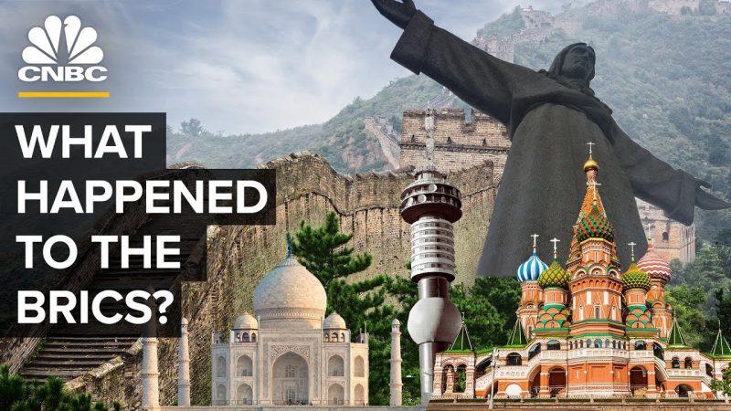 BRICs. Come l'India e la Cina si sono staccate da Russia e Brasile | CNBC