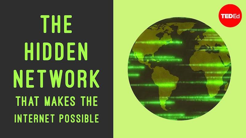 Internet. La rete nascosta che lo rende possibile | TedEd