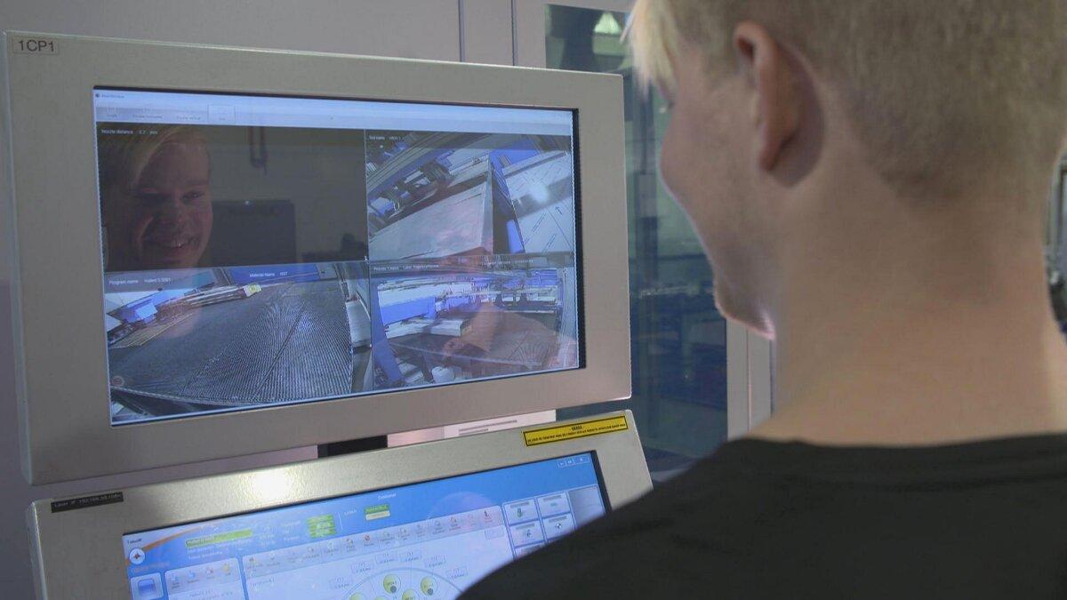L'intelligenza artificiale al servizio della produttività e del benessere degli operai | Euronews