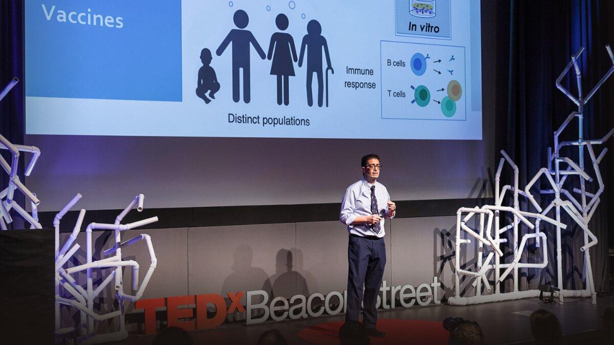 La nuova scienza dei vaccini personalizzati | TED