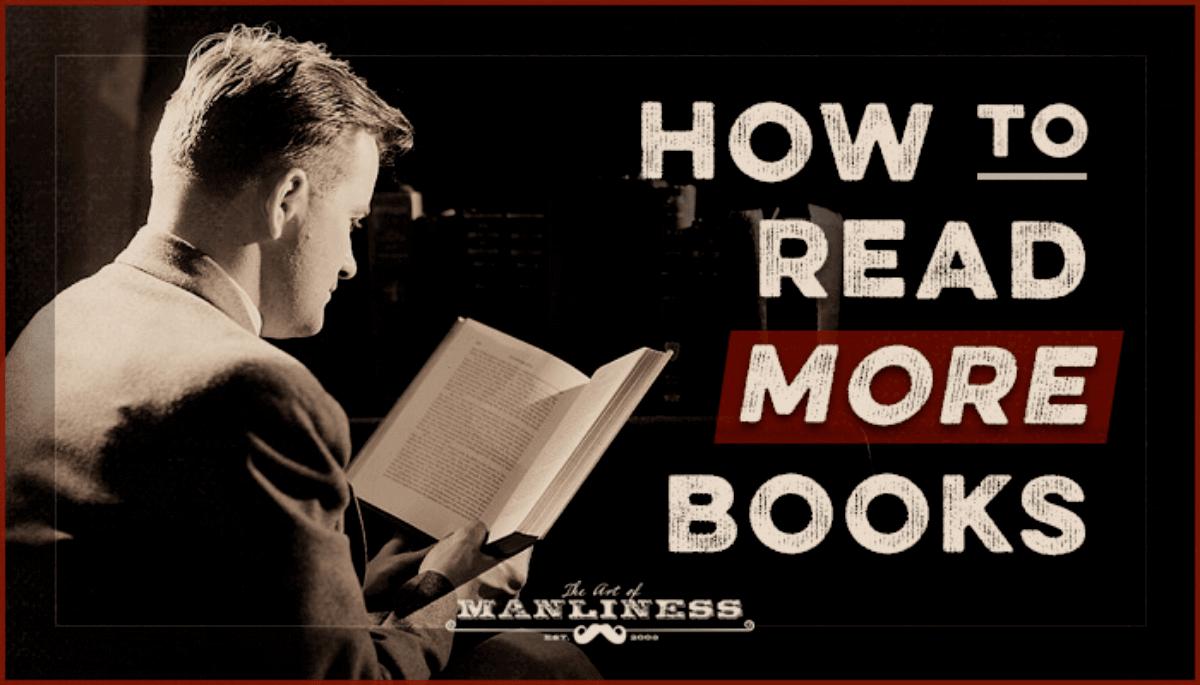 Come riuscire a leggere più libri | The Art of Improvement