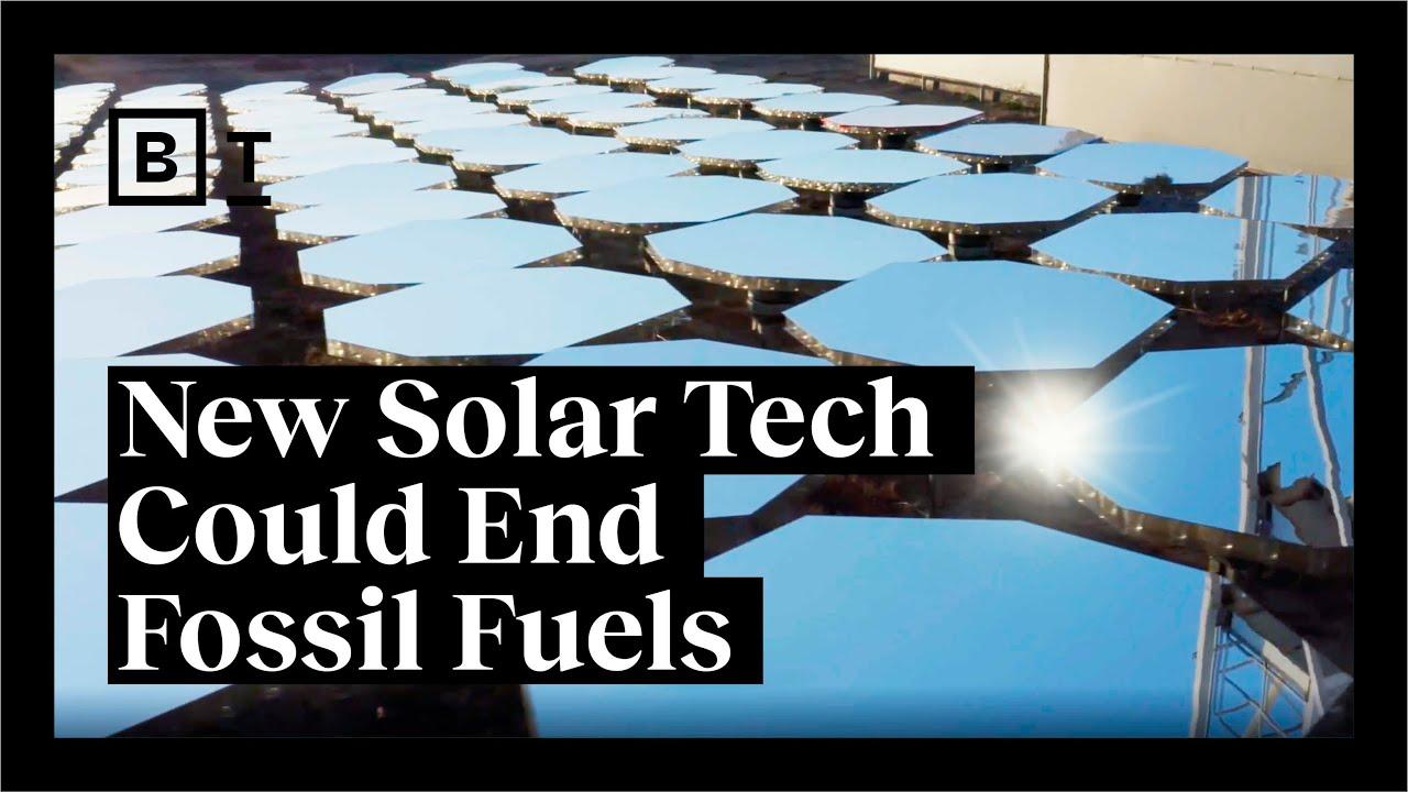 Come l'energia solare concentrata potrebbe alimentare il futuro   Big Think