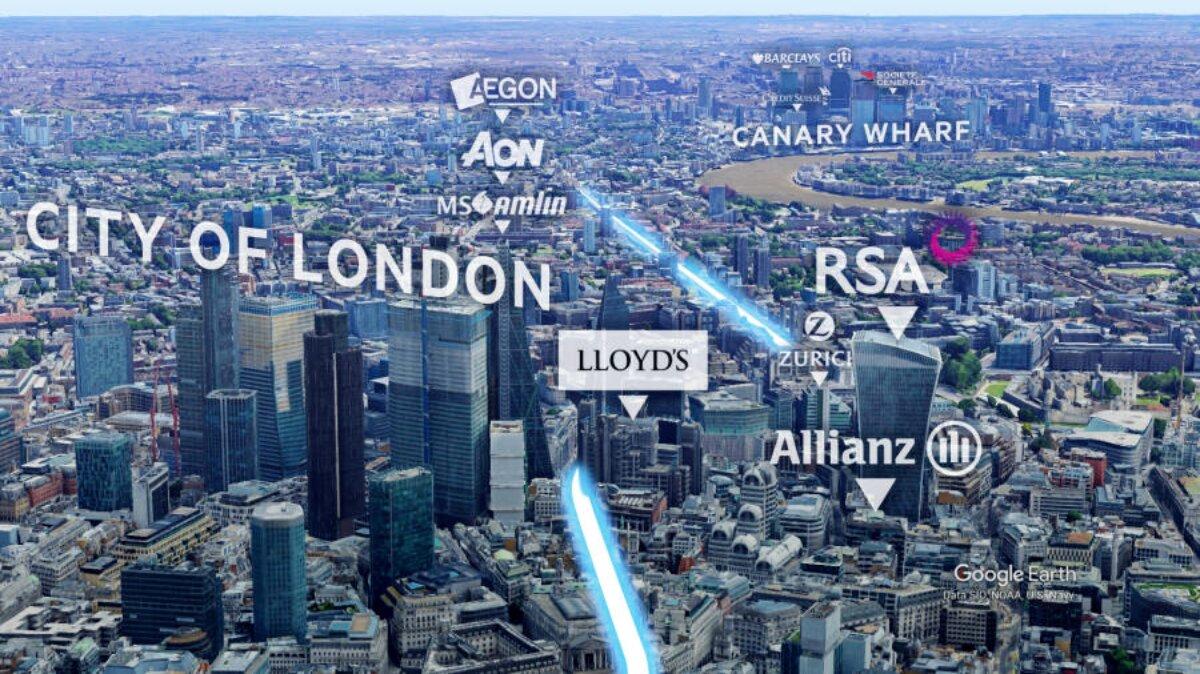 Come le perturbazioni della Brexit cambieranno i centri finanziari di Londra | FT