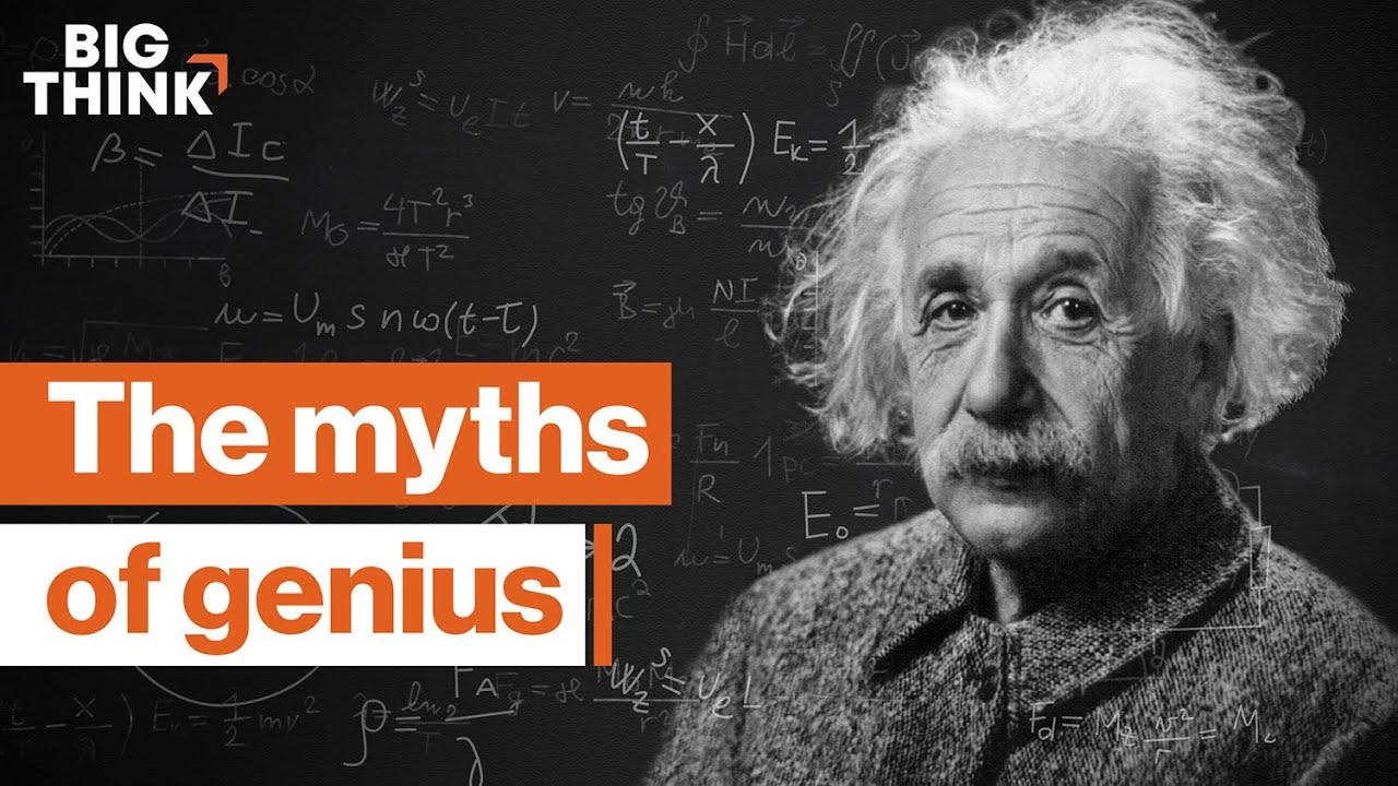 I geni sono reali? Le neuroscienze e i miti dei visionari | Big Think