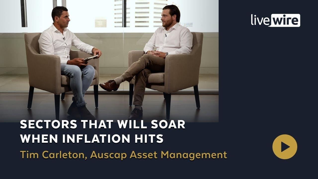 I settori che saliranno alle stelle quando l'inflazione colpirà | Livewire