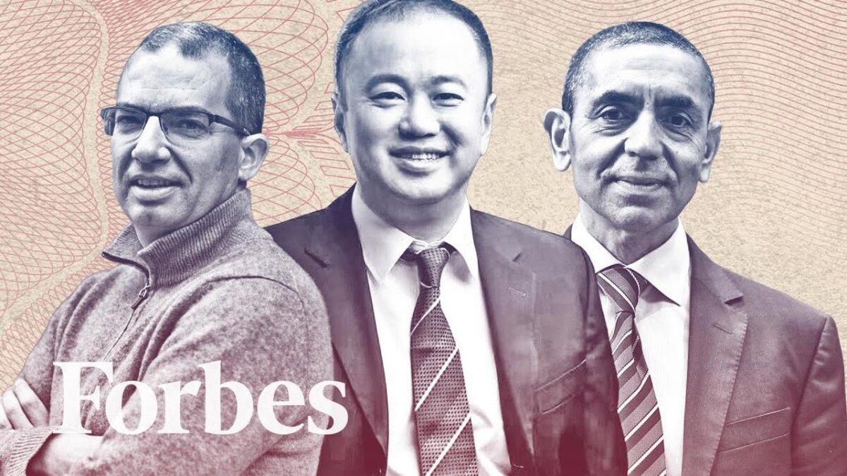 Incontrate i nuovi miliardari che sono diventati ricchi combattendo la COVID-19 | Forbes