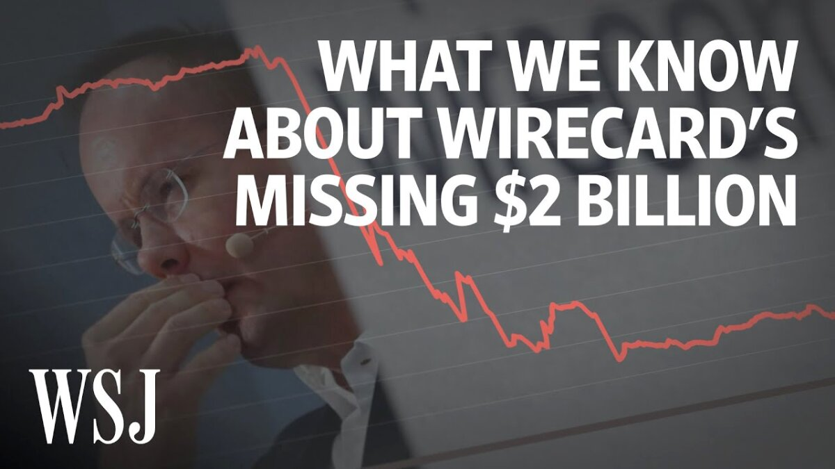 Wirecard e il curioso caso dei 2 miliardi di dollari mancanti | WSJ