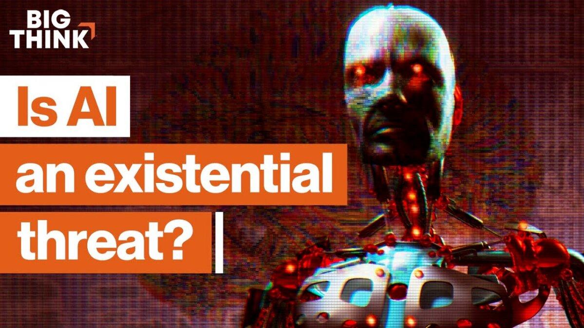 L'IA è una minaccia a livello di specie per l'umanità? | Big Think