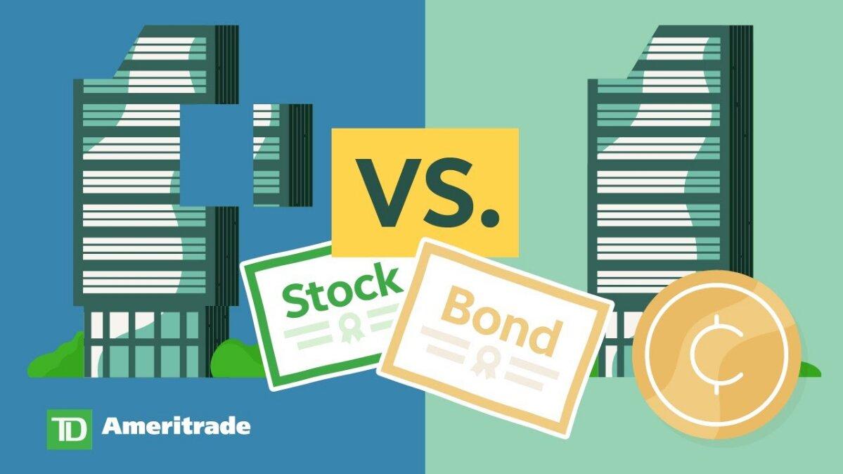 Qual è la differenza tra azioni e obbligazioni? TD Ameritrade