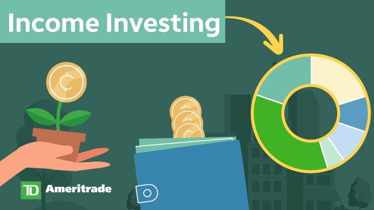 Come l'investimento in reddito può far crescere un portafoglio | TD Ameritrade