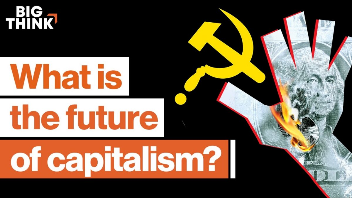 Un'economia capitalista-socialista è inevitabile? | Big Think
