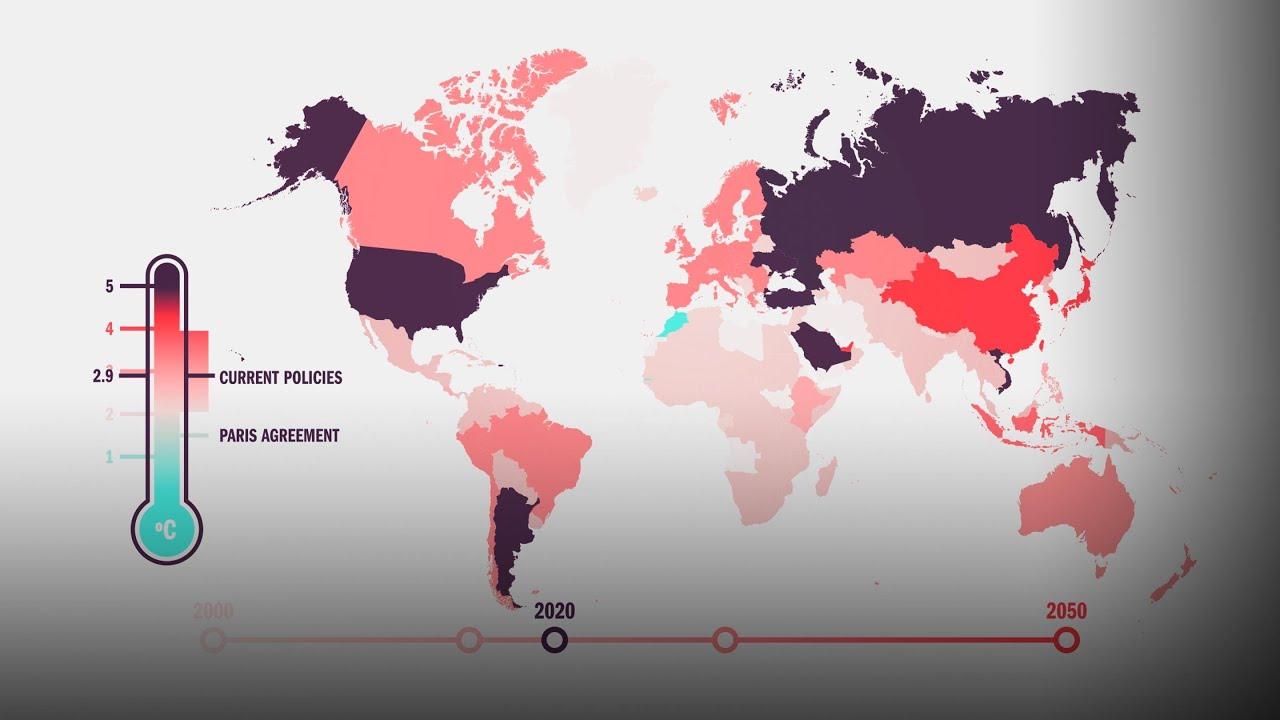 Lo stato della crisi del clima | TED