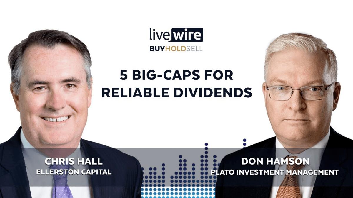5 titoli a grande capitalizzazione per dividendi consistenti | Livewire Markets