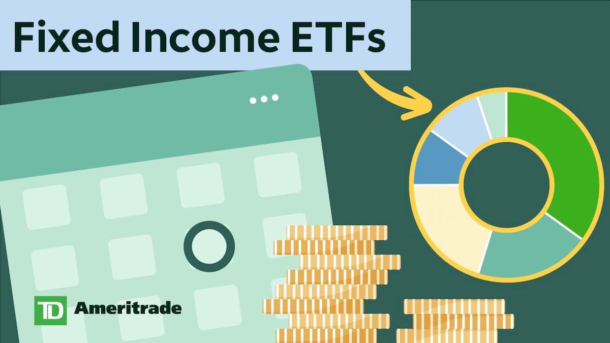 Gli ETF a reddito fisso sono adatti per voi? | TD Ameritrade