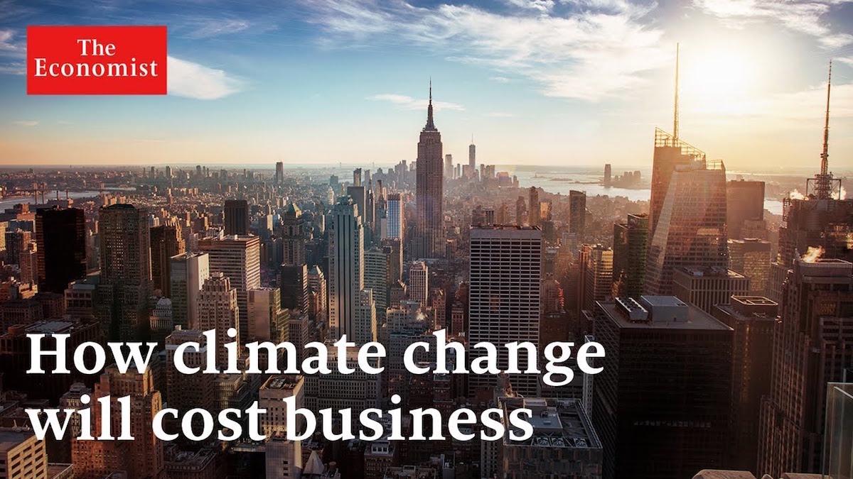 Come possono le imprese sopravvivere al cambiamento climatico? | The Economist