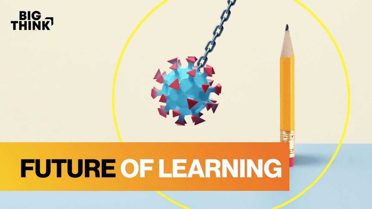 Iper-innovazione: COVID-19 può cambiare per sempre il modo in cui insegniamo ai ragazzi | Big Think